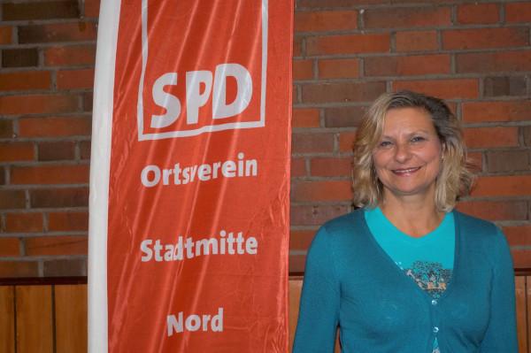 Claudia Ellberg (Einzelfoto)
