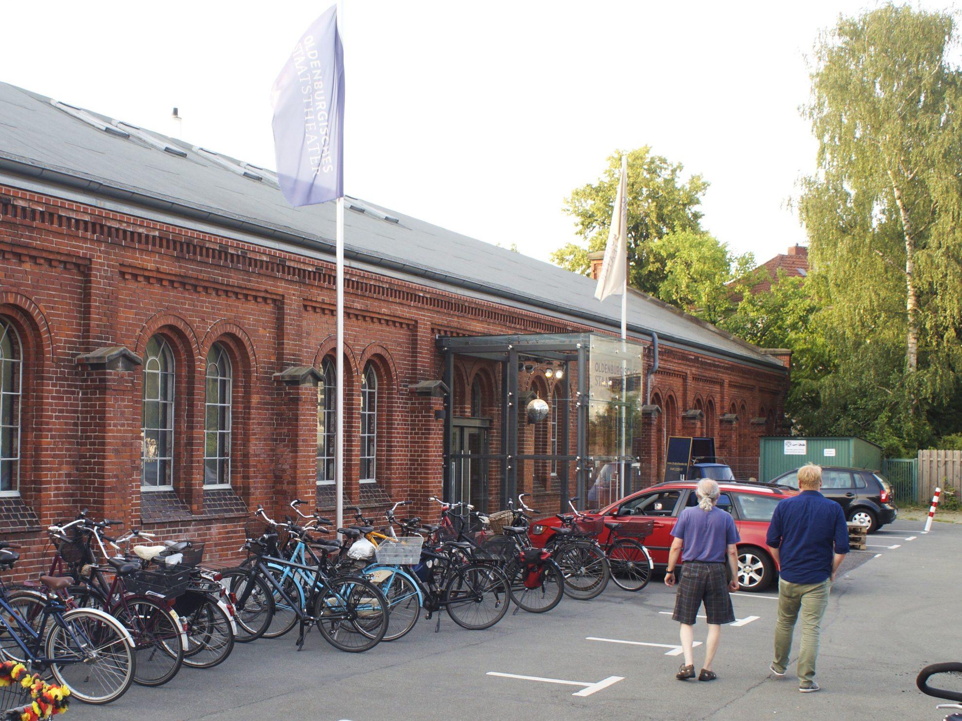 Exerzierhalle am Pferdemarkt › SPD Oldenburg OV 1